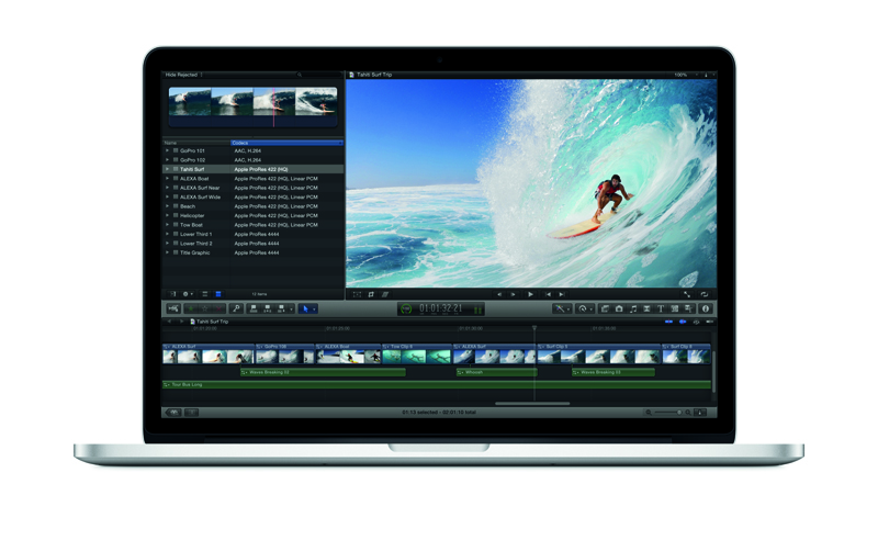 Ny MacBook Pro - Techpoint undervisning